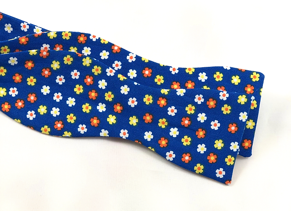 Junior/Slim Blue Floral
