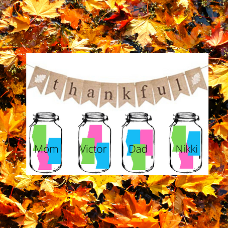 How we put the Thanks in Thanksgiving?