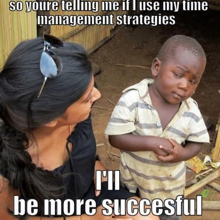 Timing Success