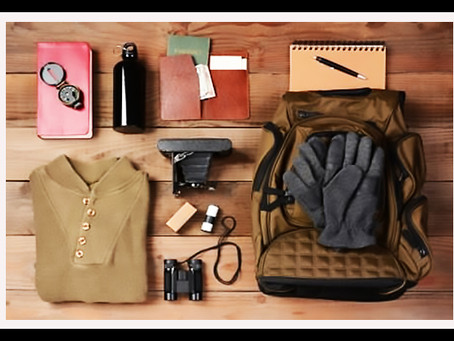 5 Tips to take the stress out of packing for travel