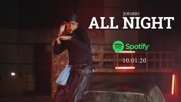 JoFario - All Night (Official Videoclip)