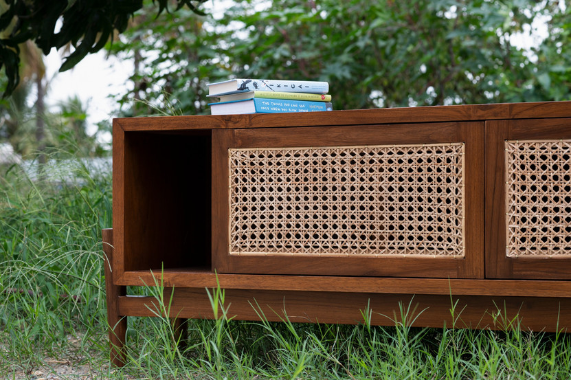 Megha Malhar TV Cabinet