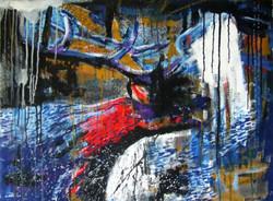 A vörösnyakú szarvas