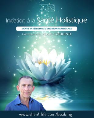 Initiation à la Santé Holistique