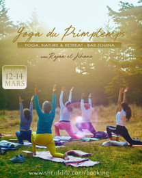 Yoga du Primptemps