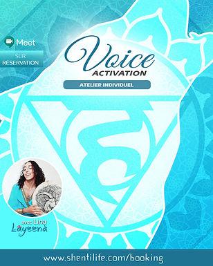 Voice Activation Session