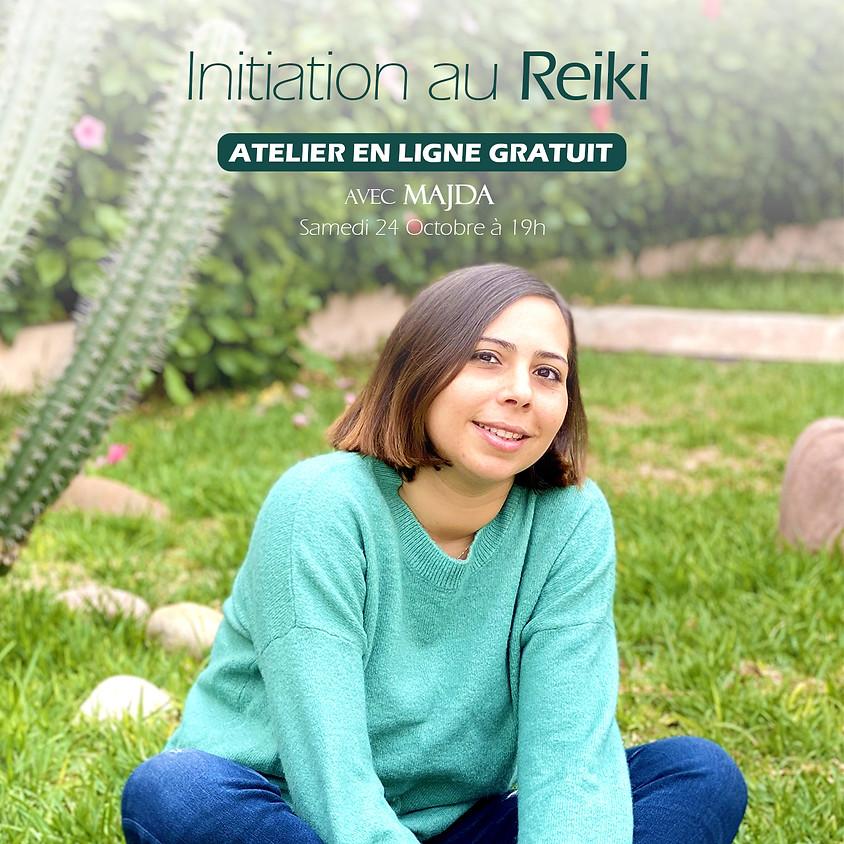 Initiation au Reiki