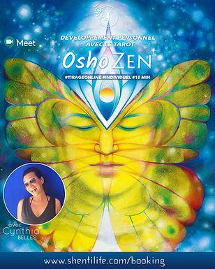 Tirage Tarot Osho Zen