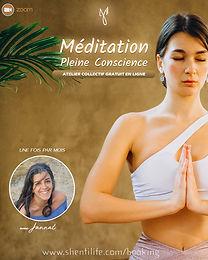 Méditation Pleine Conscience  (2°edition)