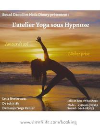 Yoga sous hypnose