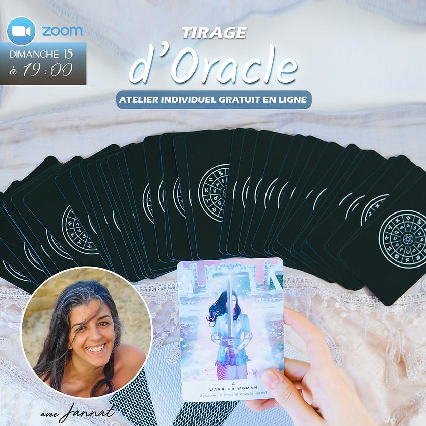 Tirage d'Oracle
