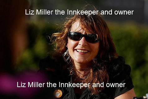 Liz Miller the Innkeeper and owner