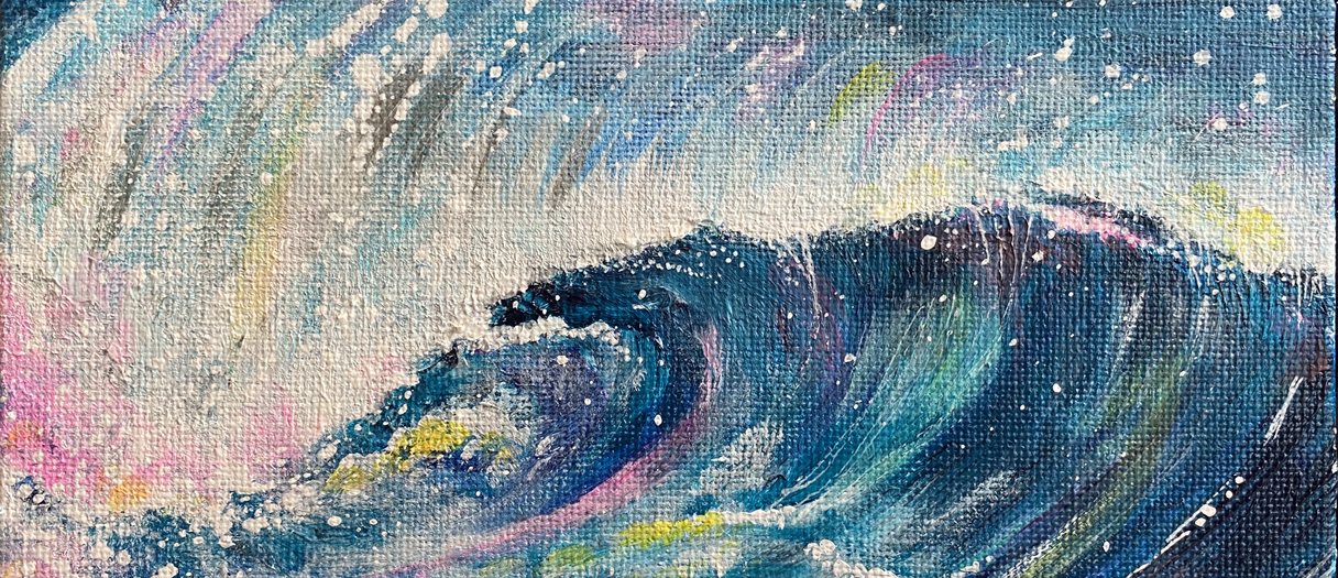 Into the Waves 4