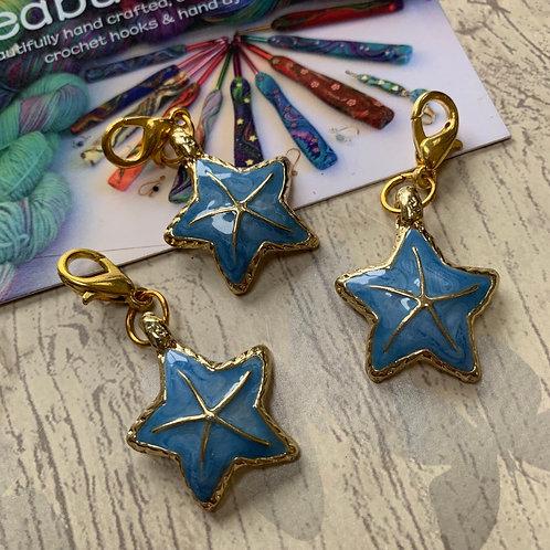 Star Stitch Marker Set