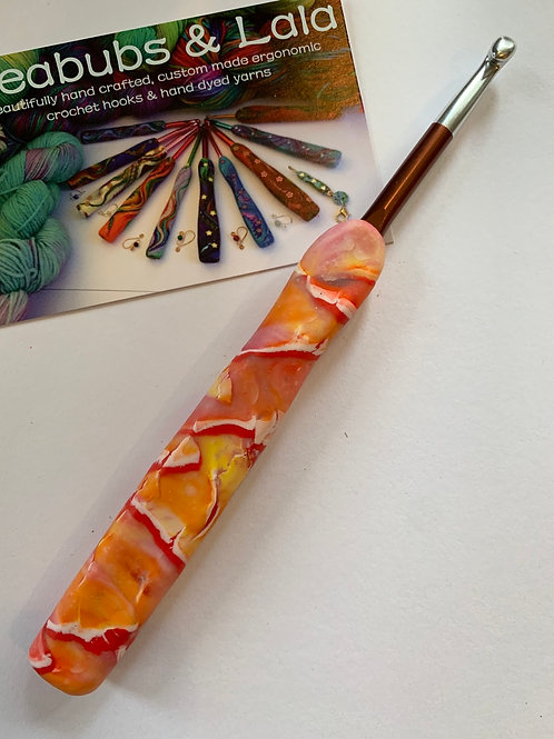 Instock ZING 5.5mm Crochet Hook