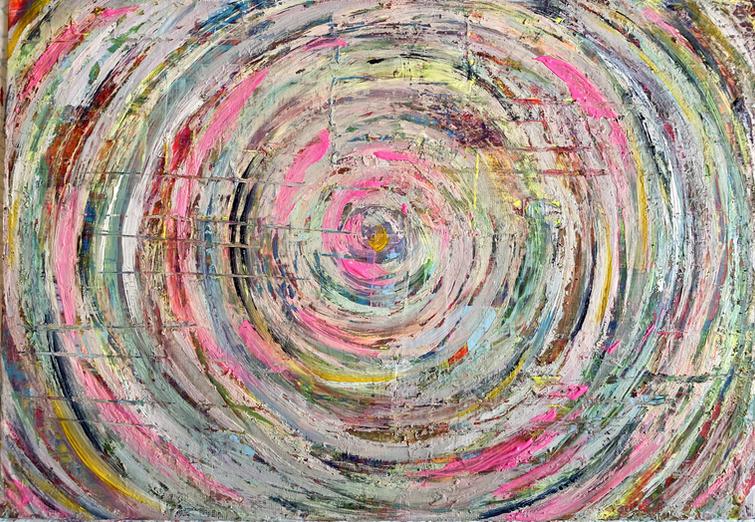 Winding Wheel-SOLD