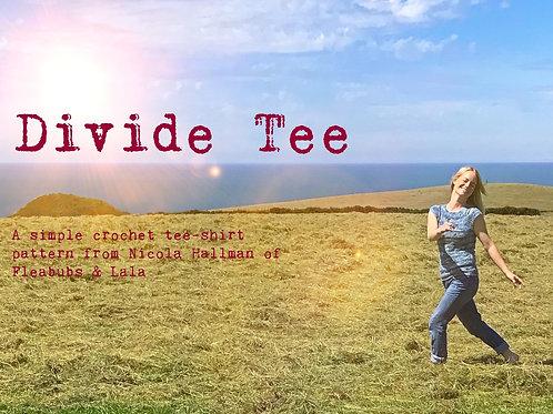 Divide Tee Pattern