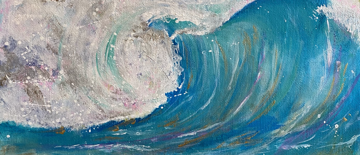 Into the Waves 1