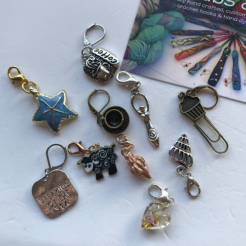 Lucky Dip Stitch Marker Set