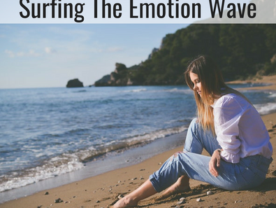 Surfing The Emotion Wave