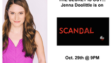 Booked SCANDAL!