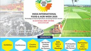 Invitación Feria Virtual CII: Agro & Food Tech 2020