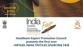 Camindia te Invita: Virtual India Textiles Sourcing Fair 2020