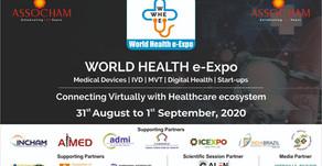 Camindia te Invita: World Health e-Expo Medical Devices