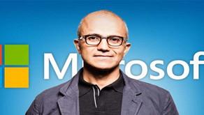 Nadella: El indio que está cambiando la fortuna de Microsoft en su aniversario 39°