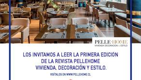 Nueva revista PelleHome: vivienda, decoración y estilo