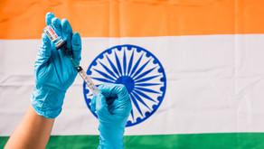 India pone en marcha el programa de vacunación COVID-19 más grande del mundo