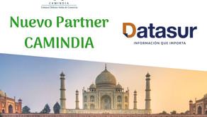 Nuevo Partner: Datasur - Proveedores Especializados en Información de Comercio Exterior