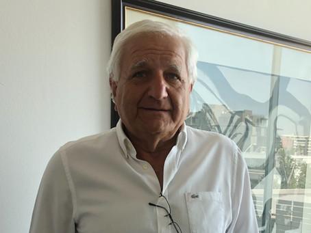 """Jorge Guerrero: """"Lo principal es tener la voluntad para decir me interesa hacer algo en India"""""""