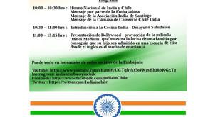 Evento Embajada de India: Invitación a celebrar el día de la República
