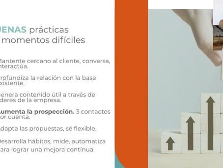 Webinar Camindia: LinkedIn - Buenas prácticas para la venta remota B2B