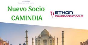 Nuevo Socio: Ethon Pharmaceuticals