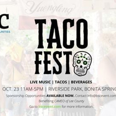 Taco Fest-Bonita Springs