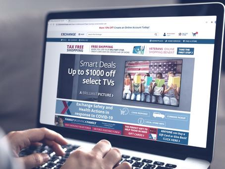 Veterans' Online Shopping Benefits