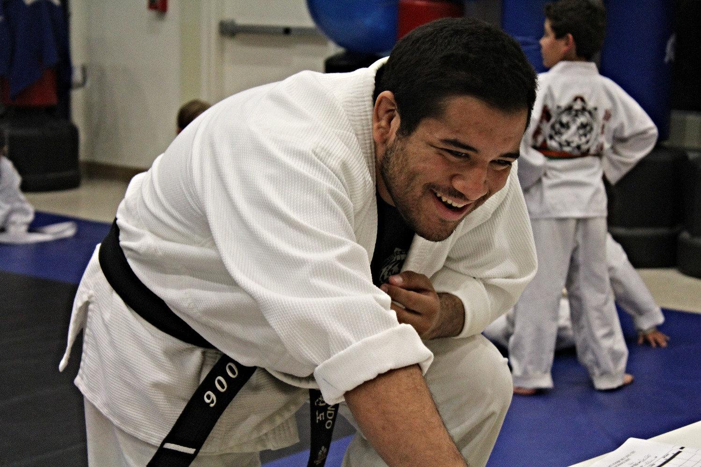 Kids personal self-defense/Fit