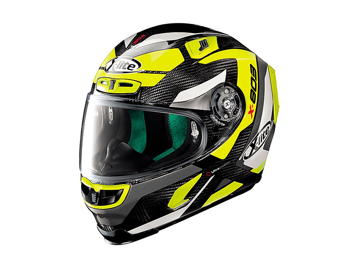 X-803 UCARBON MASTERY YELLOW CARBON
