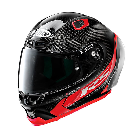 X-803RS UCARBON HOT LAP Red 13