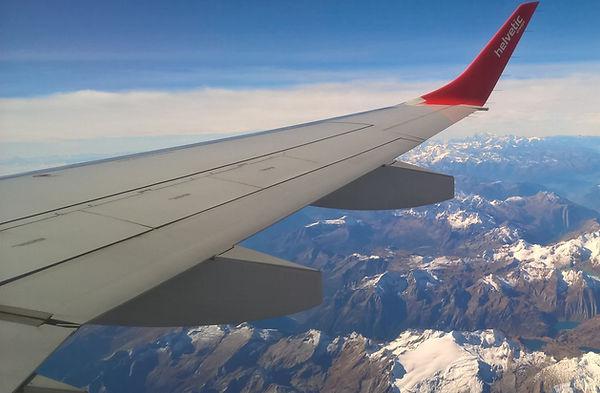 asas de avião