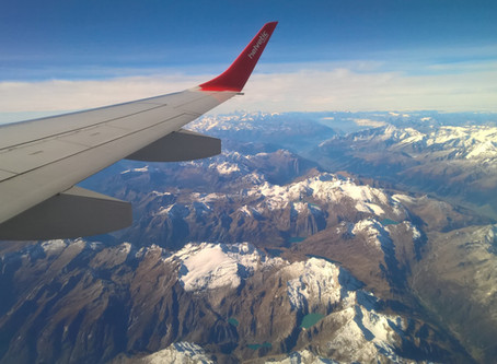 Post Flight Skin Care