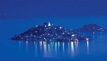 Janitzio Island - Moctezuma birthplace