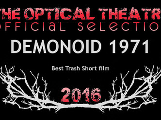Demonoid (1971) to screen in Italy!
