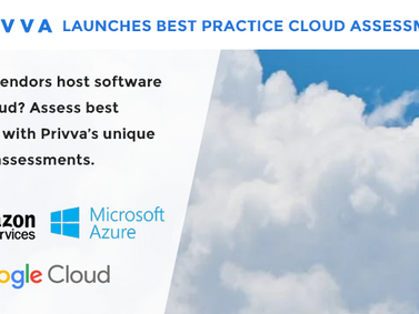 Privva launches AWS, Azure and G Suite specific assessment