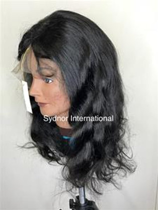 Wavy Lace Frontal Wigs - 18 inches