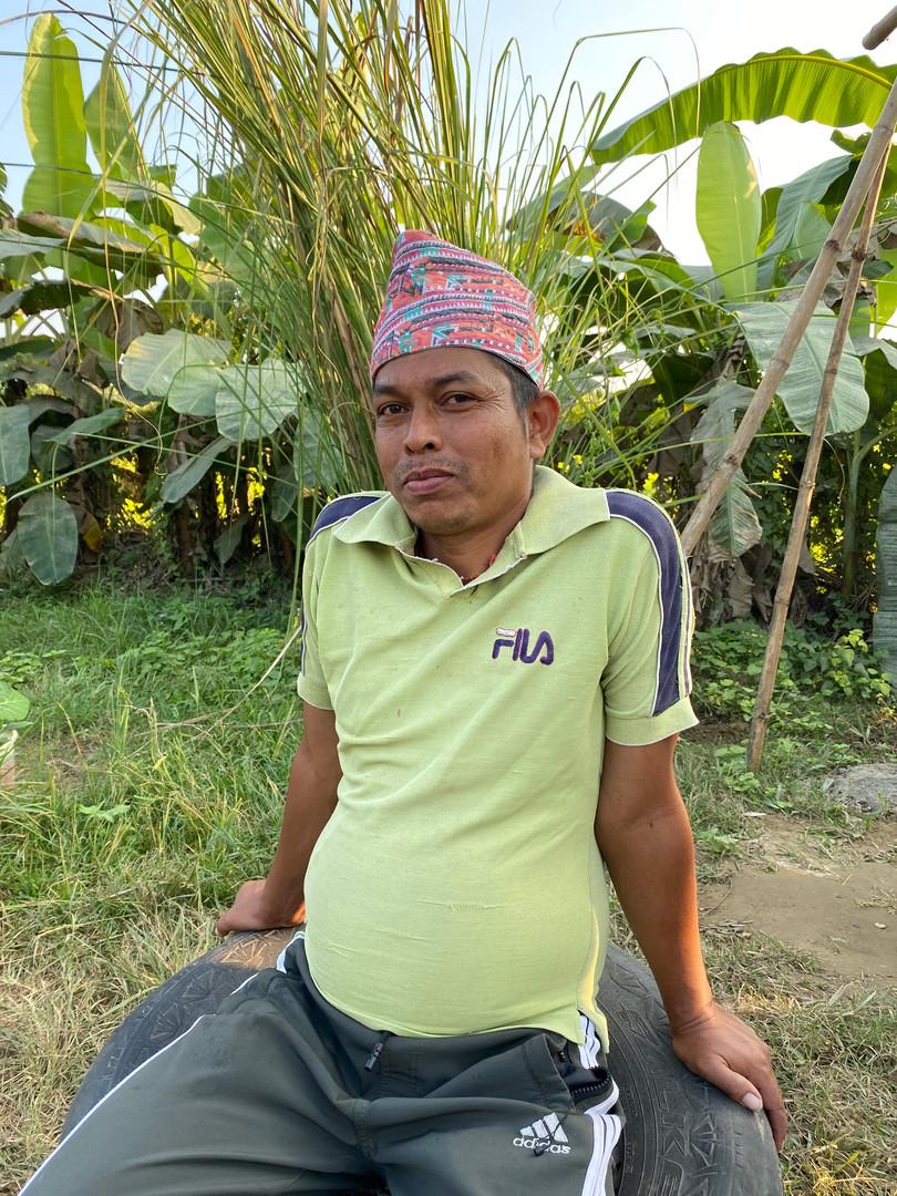 Mister Chaudary, SU4E water supplier