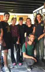 Paramita and SU4E team