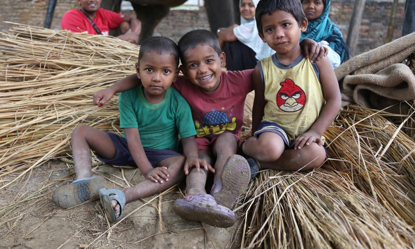 A mahout's children